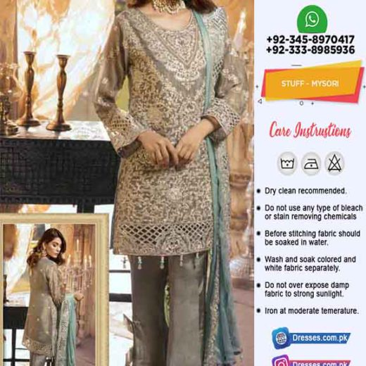 Maryam Maria Eid Collection 2019