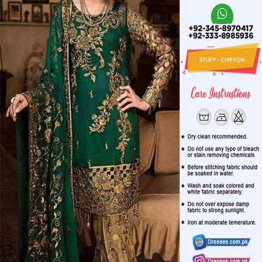 Pakistani Latest Eid Collection 2019