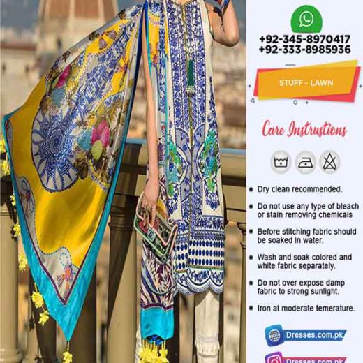 Sana Safinaz Eid Collection 2019