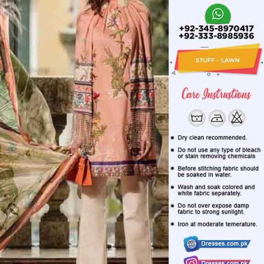 Sana Safinaz latest Lawn Dresses