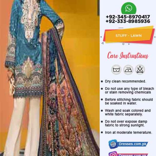 Anaya by Kiran Chaudhry Eid Collection