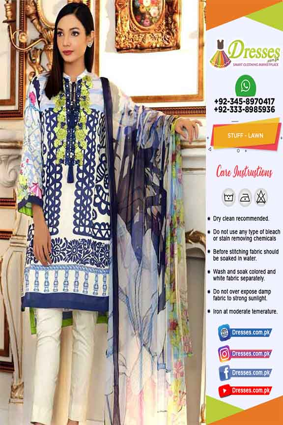 Charizma Lawn Collection