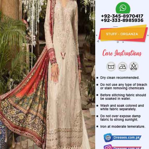 Maria B Bridal Eid Collection 2019