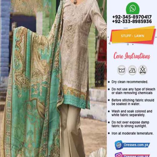 Maria B Latest Eid Lawn Collection