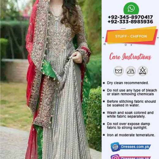 Pakistani Bridal Eid Collection 2019