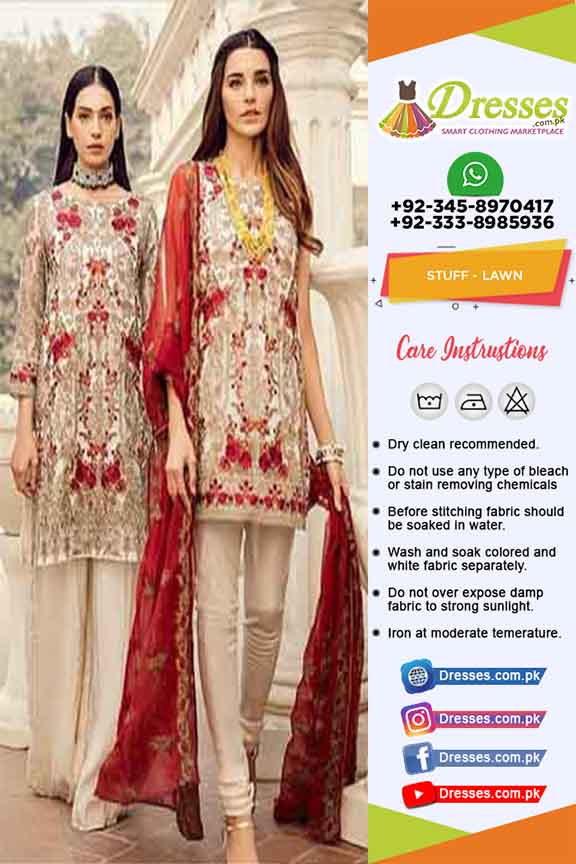 Pakistani EId Lawn Collection