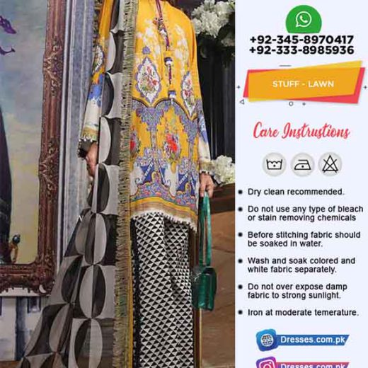 Sana Safinaz Latest Eid Dresses
