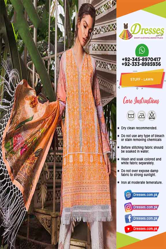 Sobia Nazir Eid Dresses Collection