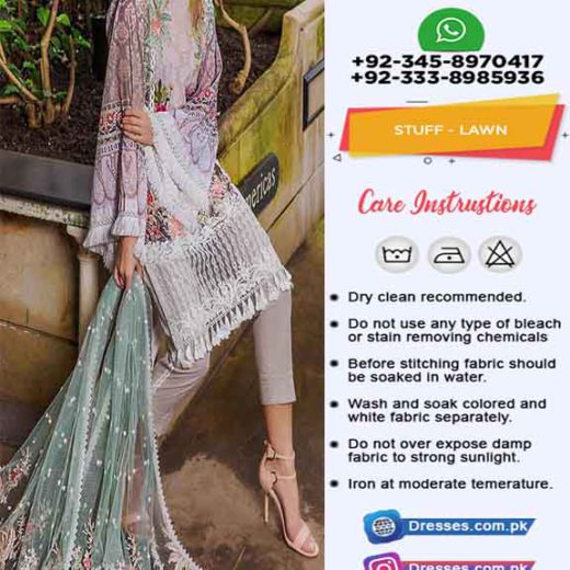 Sobia Nazir Latest Lawn Eid Dresses