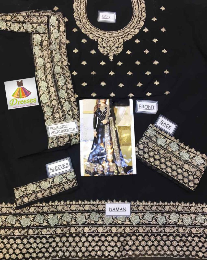 Indian Eid Maxi Dresses Online 2019
