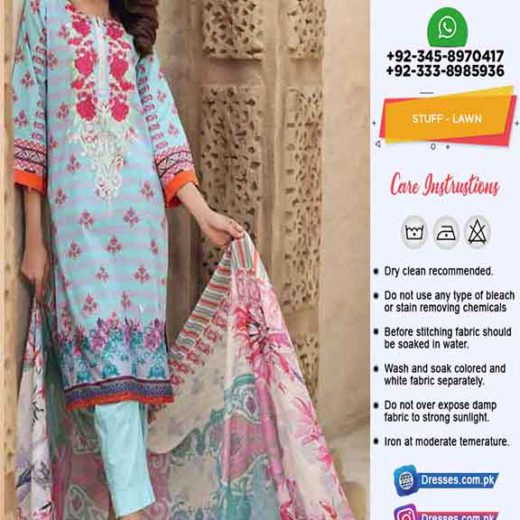 Charizma Lawn Collection Online