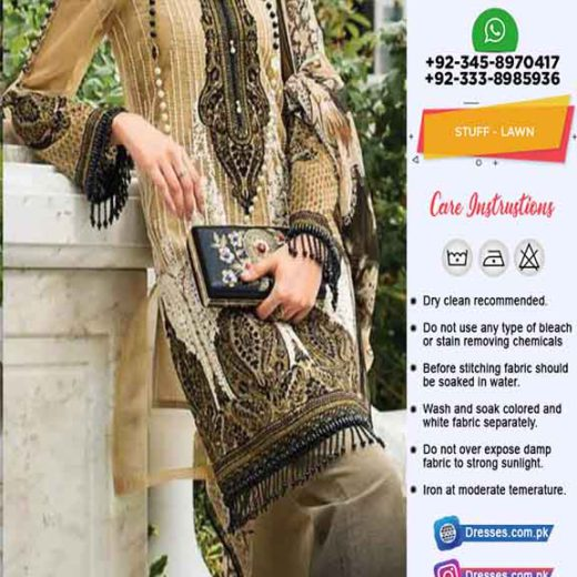 Gul Ahmed Lawn Dresses Online