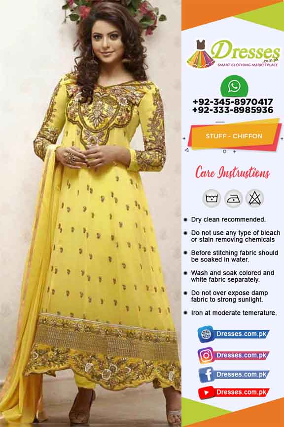 Indian Chiffon Collection 2019