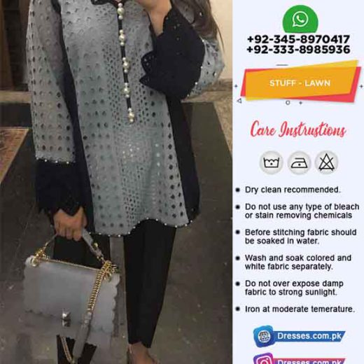 Pakistani LAtest Lawn Collection 2019