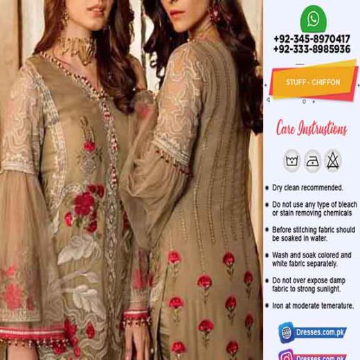 Serene Premium Chiffon Collection