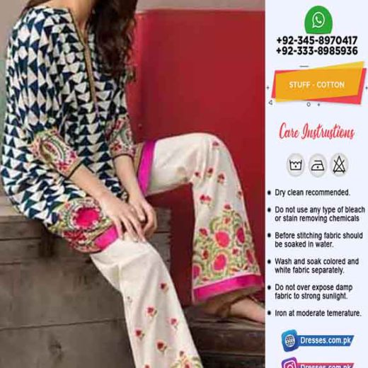 Zainab Chottani Cotton Dresses
