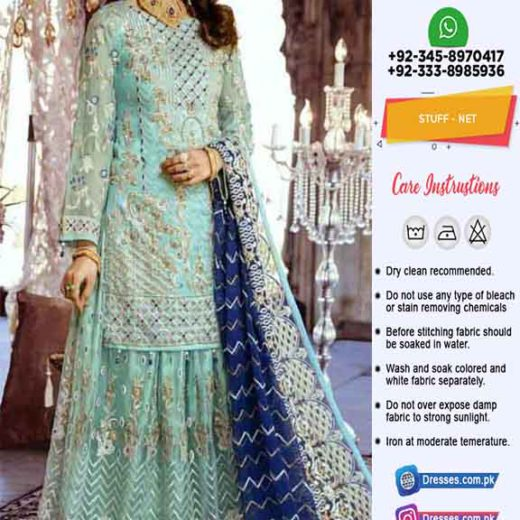 Zainab Chottani Wedding Collection