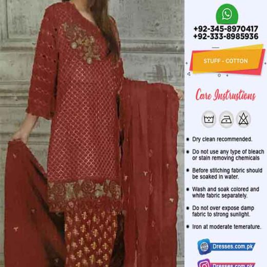 Zainab Chottani Winter Collection