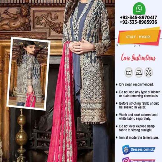 Asim jofa bridal eid collection 2019