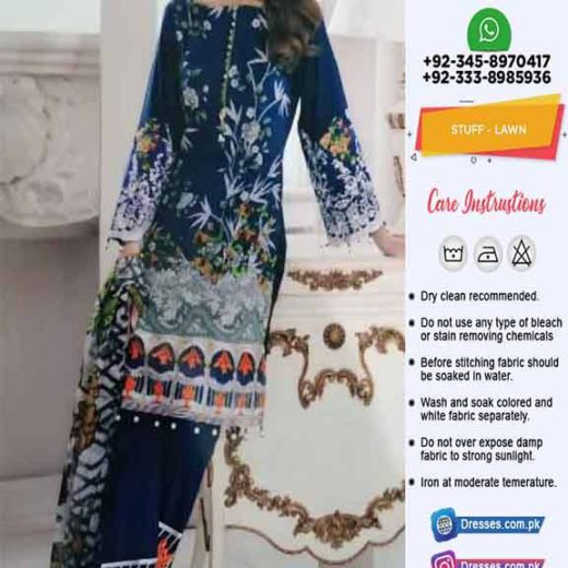 Baroque lawn collection online 2019