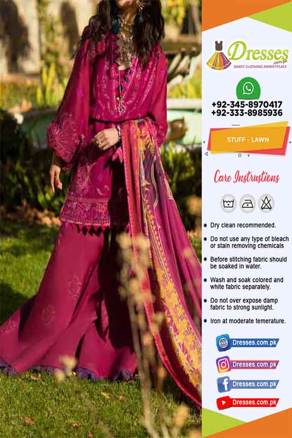 Elan latest eid collection 2019