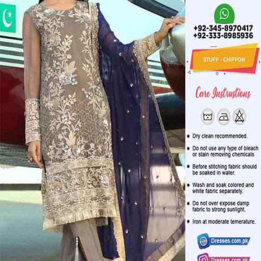 Embroyal latest eid collection 2019