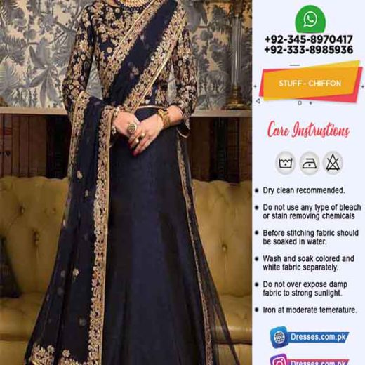 Indain latest eid frock collection 2019