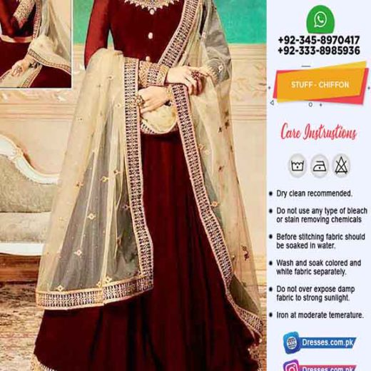 Indian latest eid maxi collection 2019