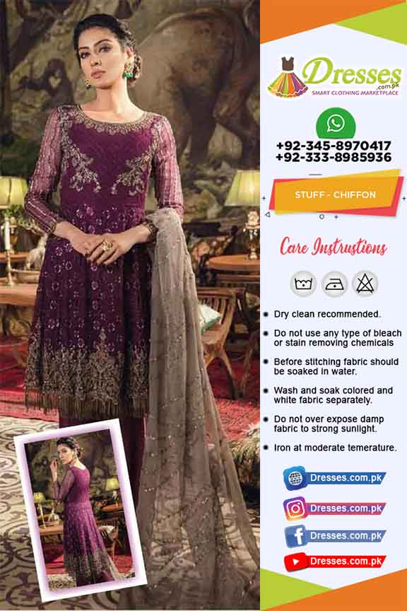 Iznik Eid Chiffon Collection 2019