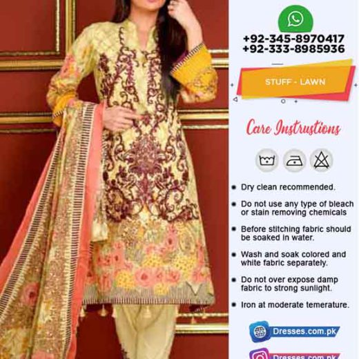 Khaadi lawn collection vol 6 2019