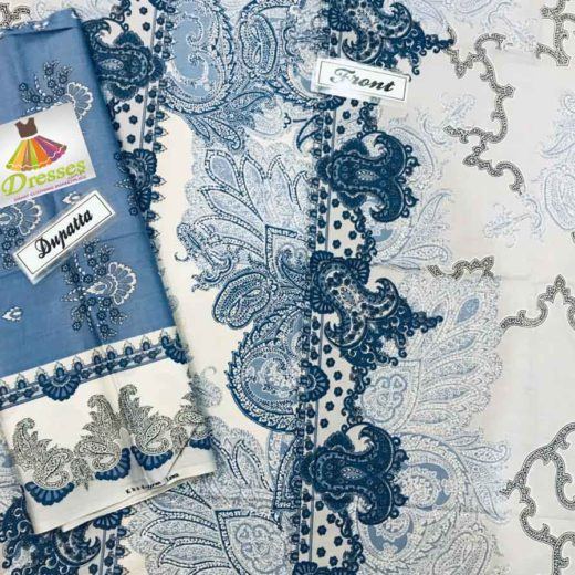 Khaadi printed lawn collection 2019
