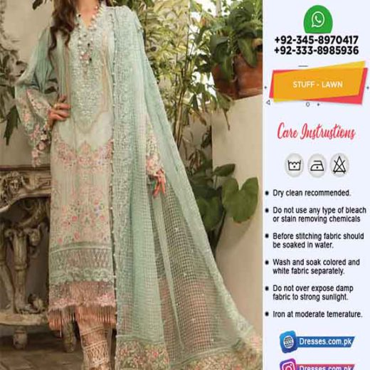 Maria B Lawn Eid Collection 2019