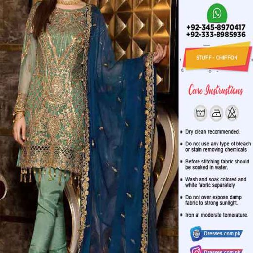 Maryam and Maria Eid Colection 2019