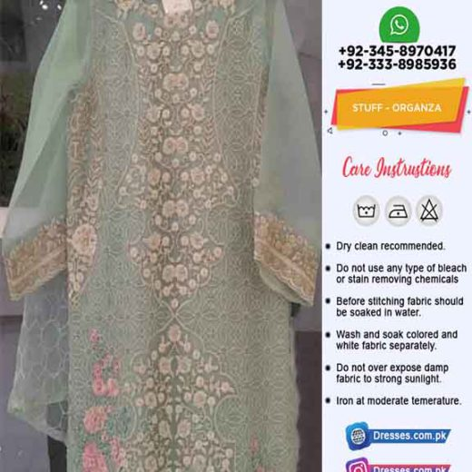 Agha Noor 2 Piece Bridal Collection