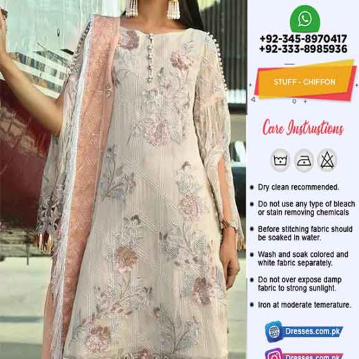 Embroyal Latest Chiffon Eid Dresses