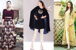 Emerging Fashion Industry of Pakistan Dresses