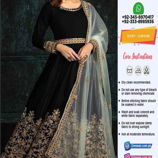 Indian Bridal Frock Collection Online