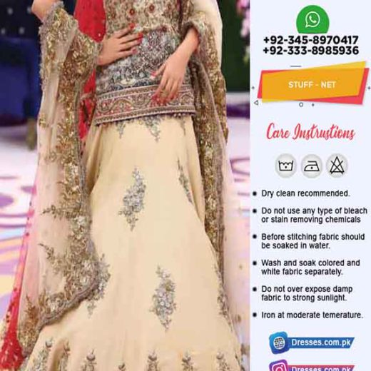 Kashees Latest Eid Bridal Collection