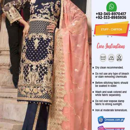 Maryum and Maria Eid Dresses 2019