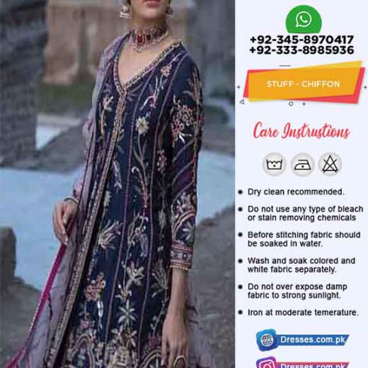 Misha Lakhani Eid Collection 2019