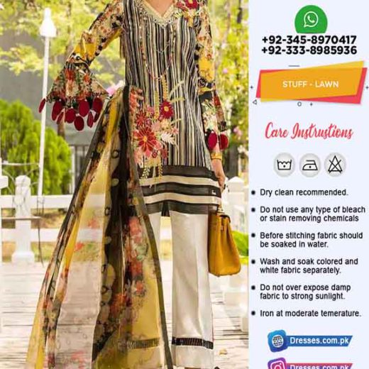 Noor by sadia Eid Collection 2019