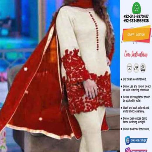 Pakistani Cotton Lawn Dresses