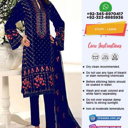 Pakistani Eid Lawn Collection 2019