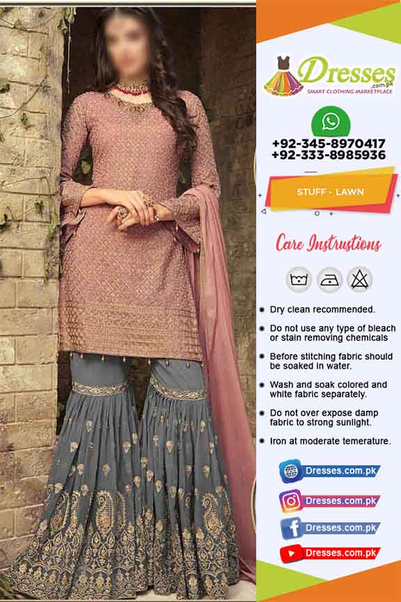 Pakistani Eid Lawn Collection Online