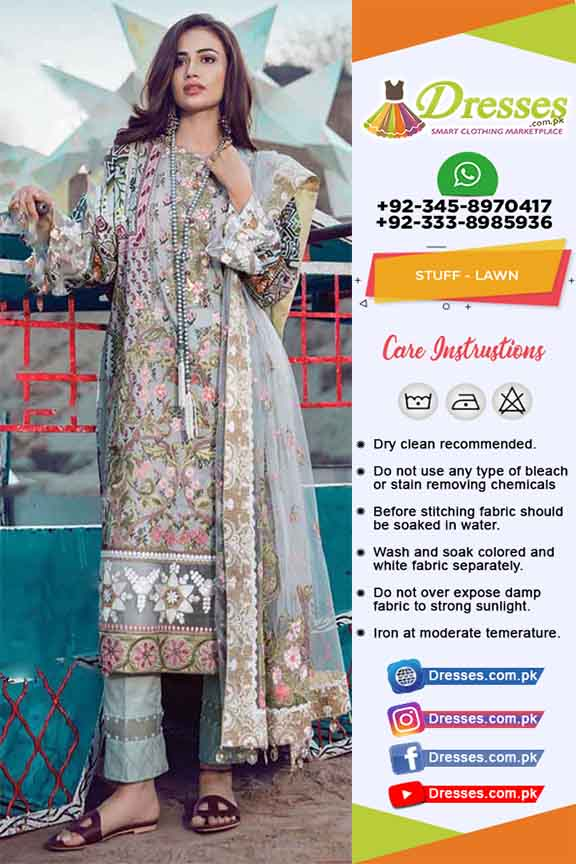 Pakistani Eid Summer Collection