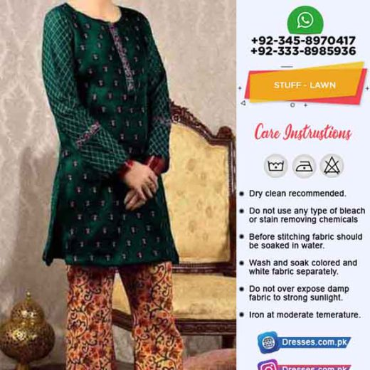 Pakistani Eid Summer Dresses Online