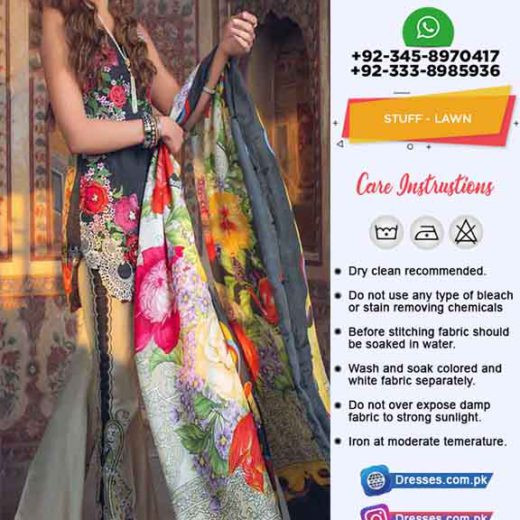 Saira Rizwan Lawn Collection 2019