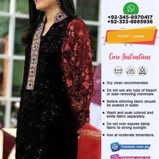 Sanam Baloch Summer Collection