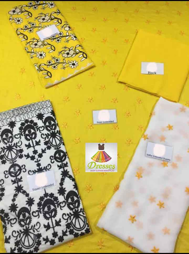 Maria B Latest Summer Collection 2019