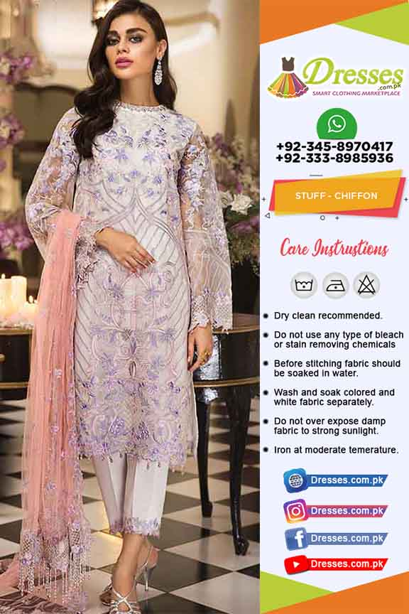 Anaya By Kiran Chaudhry Latest Dresses